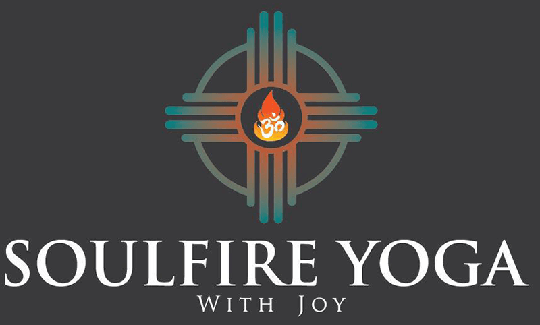 Soulfire Yoga With Joy Logo