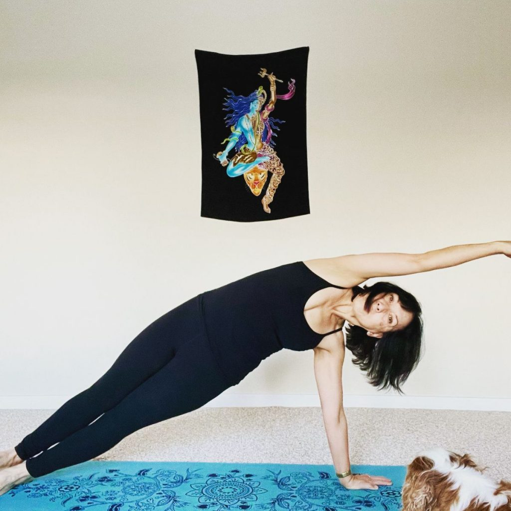 Joy is an independent Ayurveda Yoga Specialist (AYS) offering private lessons, livestream classes, online retreats, Ayurvedic assessments, and mentoring services for yoga students and teachers.